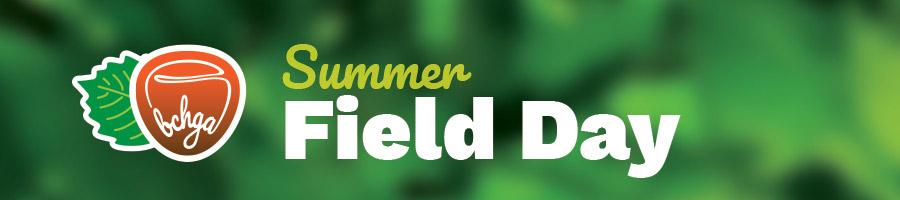 BCHGA Summer Field Day